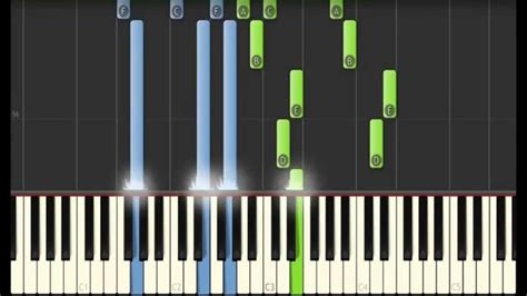 tutorial piano interstellar interstellar hans zimmer quot day one quot synthesia piano