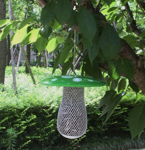 comedero para aves natural y biodegradable duendevisual comedero alimentador para aves y pajaros silvestres y
