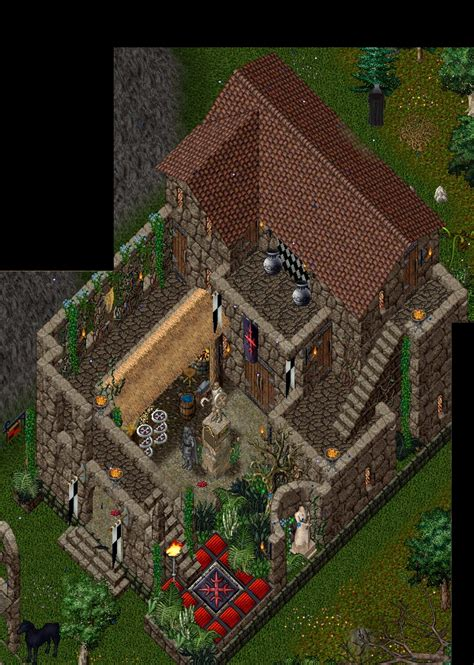 Uo Finder Sanctuary1 Ultima Houses Ultima Home Tours And House Design