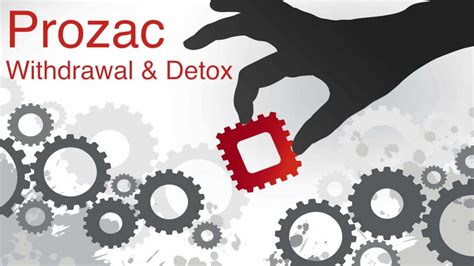 Help With Lexapro Detox Withdrawal by Prozac Withdrawal And Prozac Detox