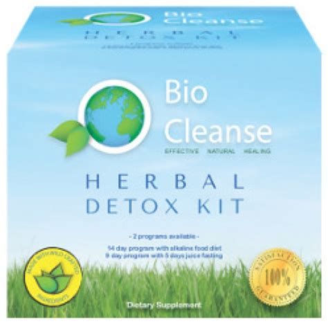 Thc Detox Kit Uk by Organic Detox Kit