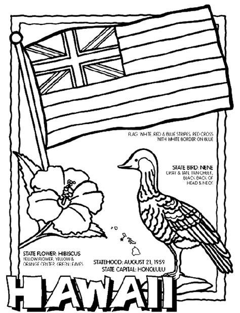 nene bird coloring page hawaii crayola com au