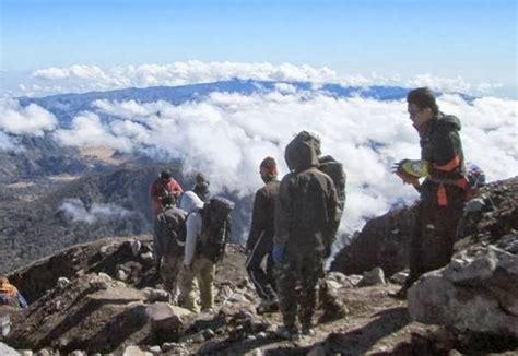 Rute Dan Jalur Pendakian Gunung Semeru Mahameru   Paket