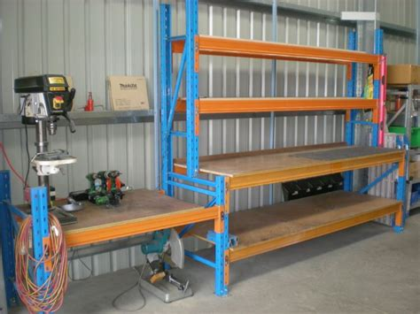 Garage Shelving Cairns Best 20 Pallet Racking Ideas On Kitchen