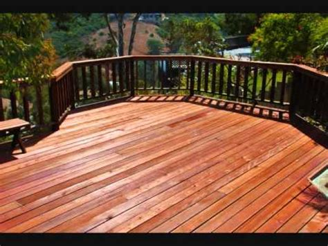 Sherwin Williams Stain Colors by Staining Your Deck With Superdeck Products Youtube