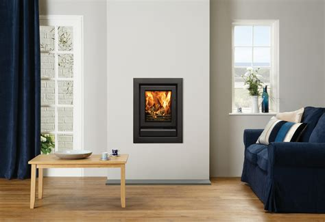 Riva 40 Wood Burning Inset Fires & Multi fuel Inset Fires