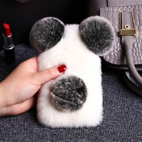 Rabit Fur Soft For Xiaomi Redmi Note 3 Bukan Mirror genuine real rex rabbit hair fur coque for xiaomi mi 5 4 3 mi max 5s plus redmi 4 redmi