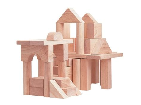 Block Set 7 eco friendly building block sets camden
