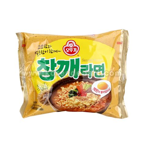 Ottogi Sesame Ramen ottogi sesame ramen ottogi instant noodles shopping
