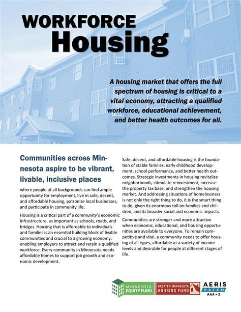 Workforce Housing