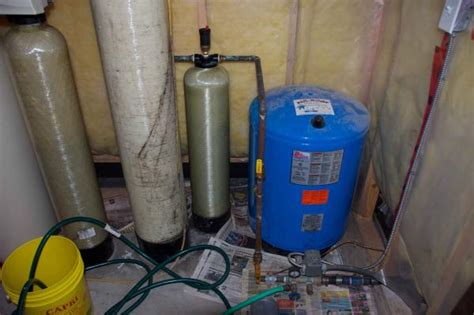 loss of water pressure in house with well culligan water softener loss of pressure doityourself