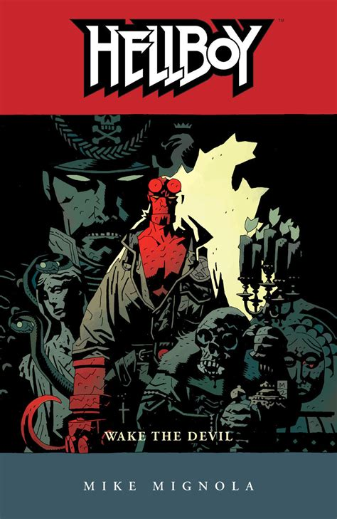 hellboy omnibus volume 4 hellboy in hell review hellboy vol 2 the finious s folly