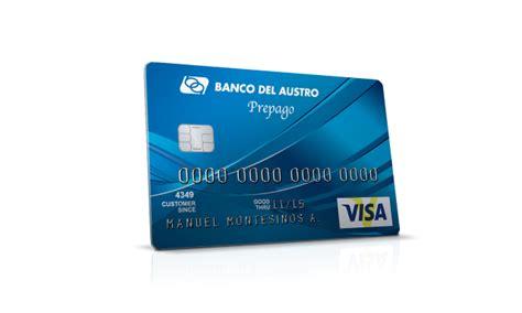 www banco del austro tarjetas banco del austro gt portal tarjetas gt visa gt cr 233 dito gt prepago