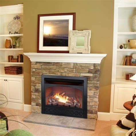 best 25 ventless propane fireplace ideas on
