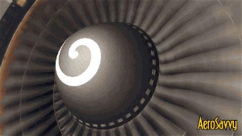 Spiral Spoll 14 aircraft engine spirals swirls aerosavvy
