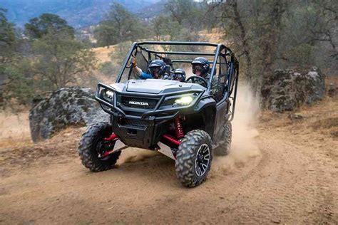honda new utv honda releases all new pioneer 1000 le utv motorcycle news