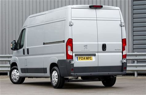 peugeot boxer  van review honest john
