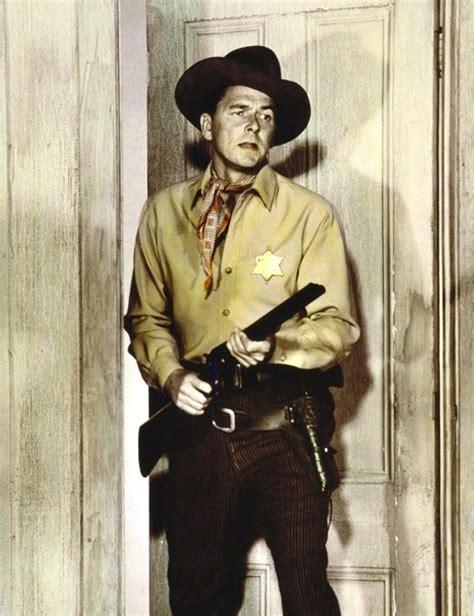 film cowboy ronald reagan ronald reagan 50 westerns from the 50s