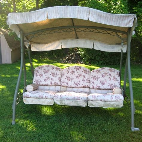 garden winds replacement swing canopy replacement canopies for walmart swings garden winds