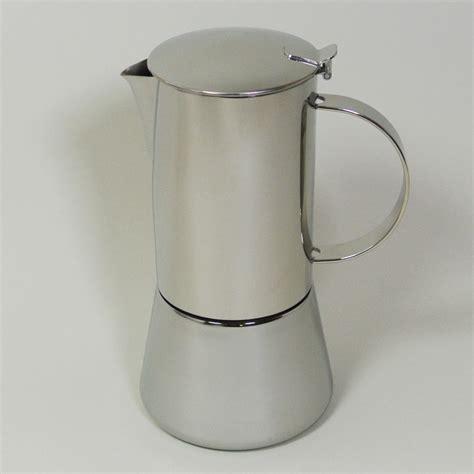 cilio espresso cilio espressokocher aida 2 tassen
