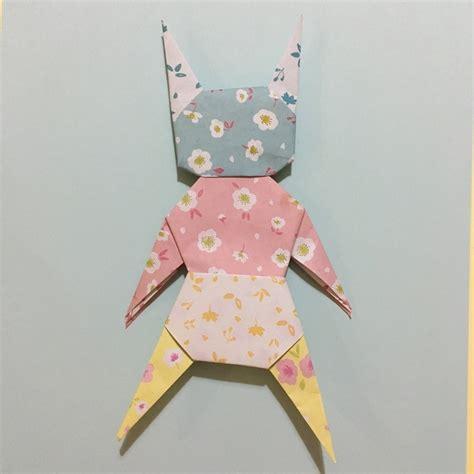 Origami Oni - appledonut s origami
