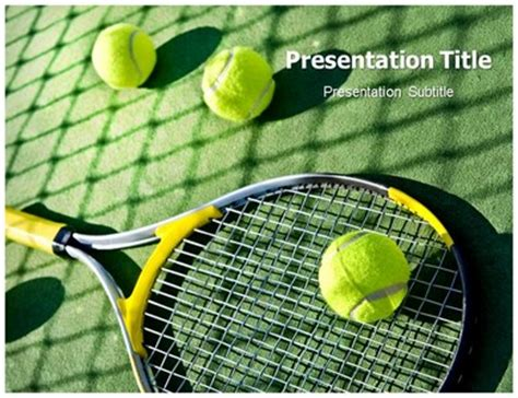 Tennis Player Powerpoint Templates Tennis Player Ppt Templates Tennis Player Powerpoint Tennis Powerpoint Template