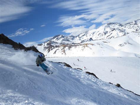south america ski tours snowboard trips