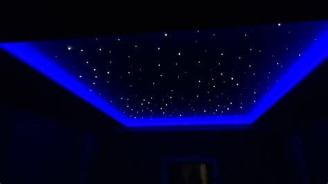 Pendant Light Ideas by Star Ceiling In Cinema Room Youtube