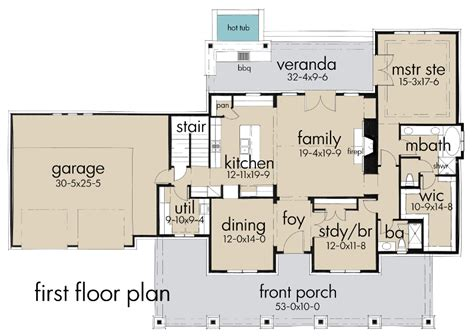 duggar family house floor plans