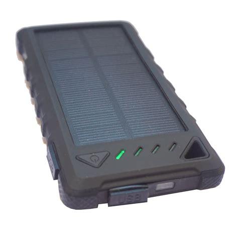 smart 8 000 mah solar powerbank sunchargers eu solar powerbanks en andere reisgadgets