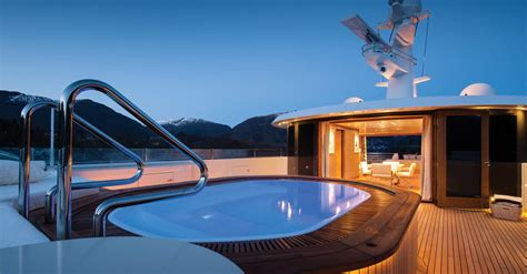 yacht upper deck upper deck image gallery luxury yacht browser by