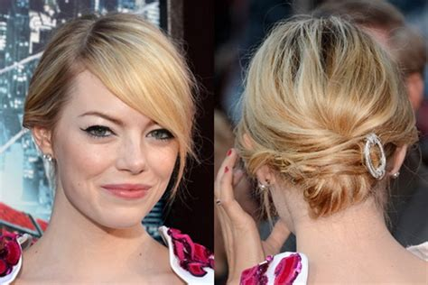 party hairstyles for relaxed hair tied up hairstyles for long hair