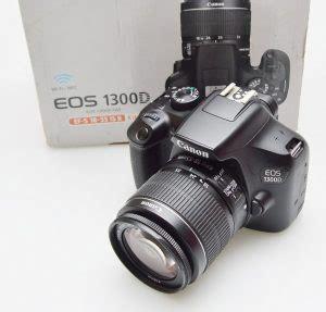 Kamera Canon Bekas Di jual kamera dslr canon eos 1300d bekas jual beli laptop bekas kamera bekas di malang service