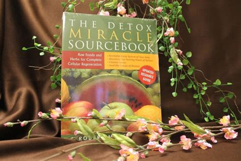 The Detox Miracle Sourcebook Po Polsku by God S Herbs Dr Morse S Cellular Botanicals Same Day Shipping