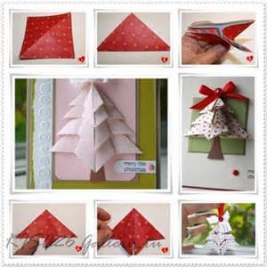 how to make simple cute holiday greeting cards step by