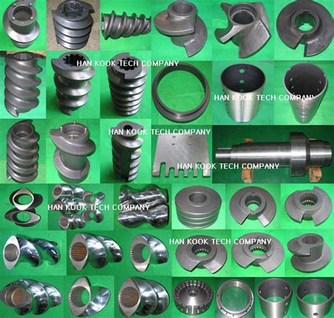 Sparepart Mitsubishi Expander spare parts of feed extruder expander buhler from hankook tech b2b marketplace portal south