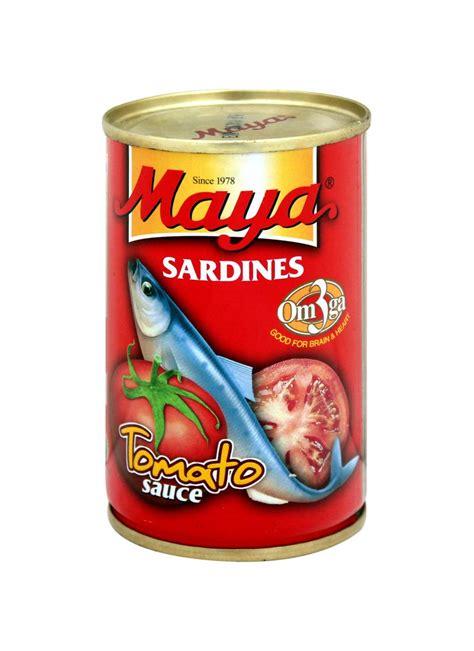 Nison Sardine In Tomato Sauce sardines in tomato sauce klg 155g klikindomaret