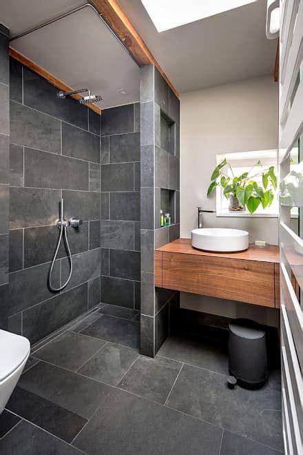 graues und schwarzes badezimmer die besten 17 ideen zu badezimmer schwarz auf