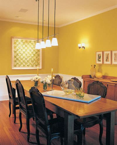 good dining room feng shui creates an intimate and