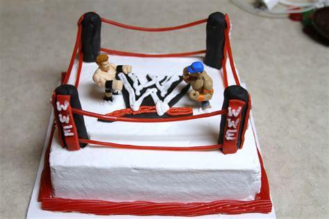 wwe cakes decoration ideas  birthday cakes