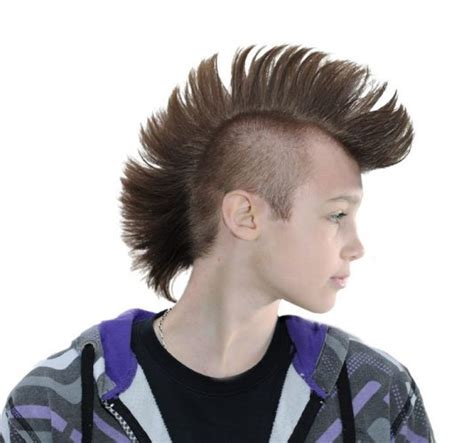 how to wear a hairstyle cut with a lot of layers 45 marvelous ways to wear mohawk haircut find yours