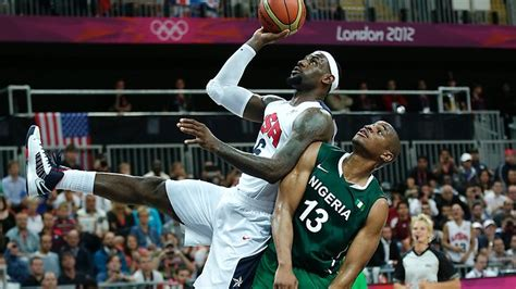 olympics 2012 basketball nba rewrite record book herald sun