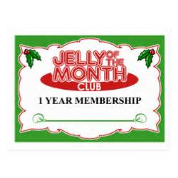 month club of the month gifts on zazzle