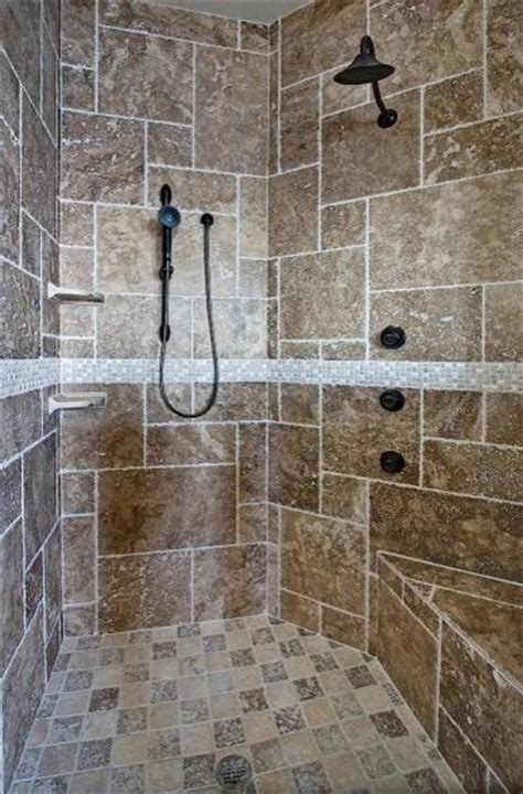 rustic bathroom tile noce travertine tiles rustic bathroom ta by