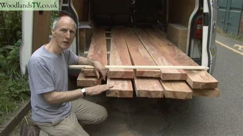 storing  curing wood seasoning timber youtube