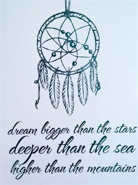 dream catcher tattoo with quote the star dream catchers and catcher on pinterest