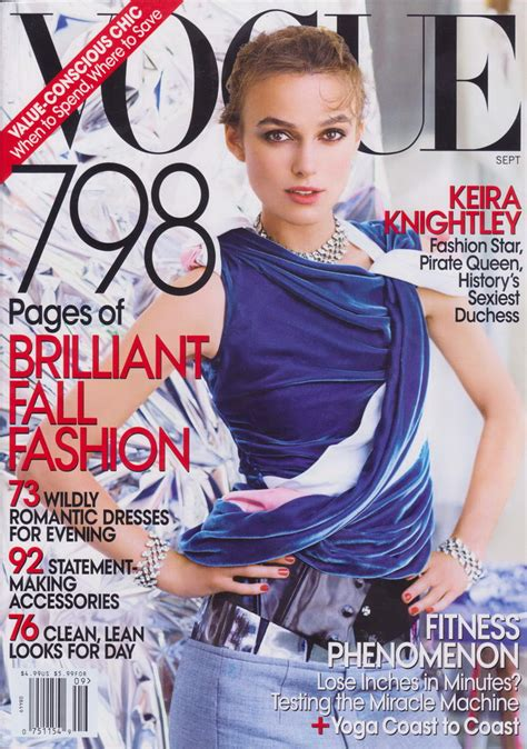 Do You Like Keira Knightly On September Vogue Cover keira knightley vogue us september 2008 stylefrizz