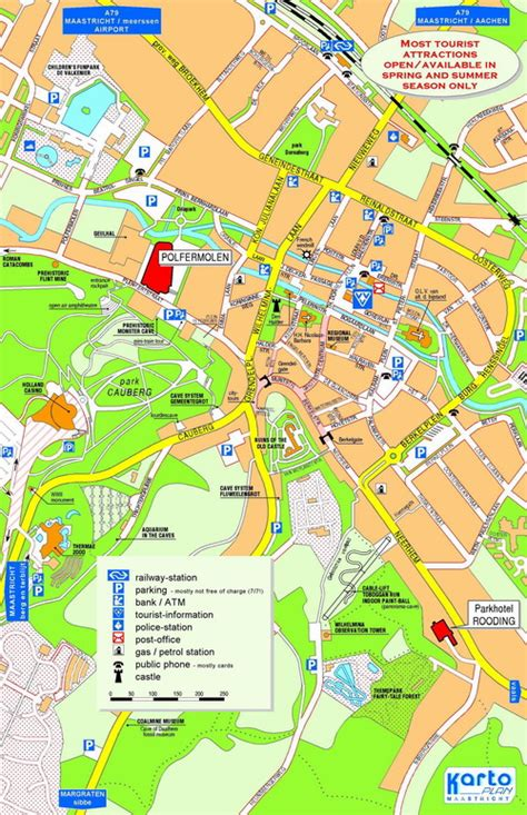 valkenburg mappa pin plattegrond huis on