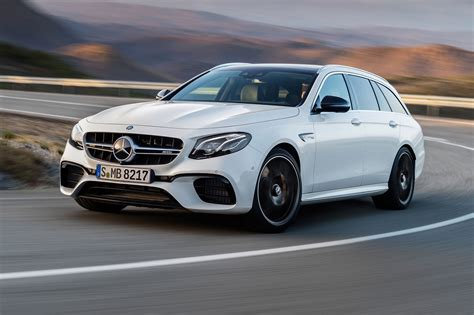 mercedes amg mercedes amg e63 4matic estate prices revealed for 2017