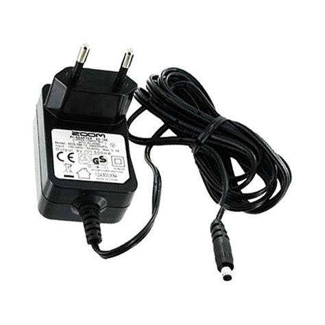 Adaptor Zoom Zoom Ad 16e Ac Adaptor For G1on G1xon 171 Guitar Bass Power Supplies
